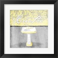 Yellow Breathe Fine-Art Print