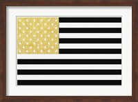 Gold Flag 2 Fine-Art Print