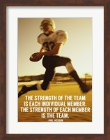 Strength of the Team Fine-Art Print