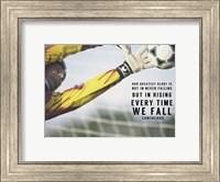 Rising Everytime We Fall Fine-Art Print