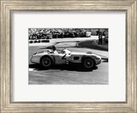 Grand Prix de Monaco 1955 Fine-Art Print