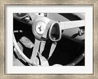 Ferrari Steering Wheel 1 Fine-Art Print