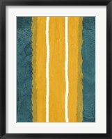 Green and Yellow Abstract Theme 2 Fine-Art Print