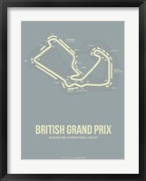 British Grand Prix 1 Fine-Art Print