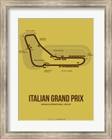 Italian Grand Prix 1 Fine-Art Print