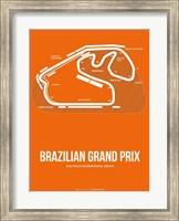 Brazilian Grand Prix 3 Fine-Art Print