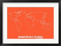 World Map Quote 3 Fine-Art Print