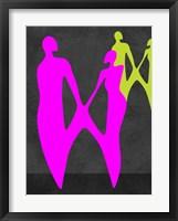 Purple Couple Fine-Art Print