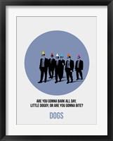 Dogs 1 Fine-Art Print