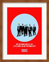 Dogs 2 Fine-Art Print