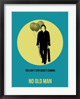No Old Man 3 Fine-Art Print