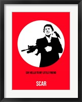 Scar 2 Fine-Art Print