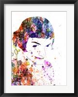 Amelie Watercolor Fine-Art Print