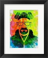 Walter White Watercolor 1 Fine-Art Print