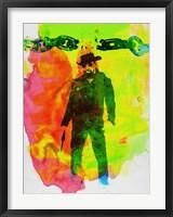 Unchained Watercolor Fine-Art Print