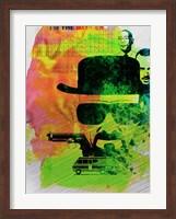 Heisenberg Watercolor Fine-Art Print