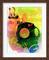 Br Ba Watercolor 3 Fine-Art Print