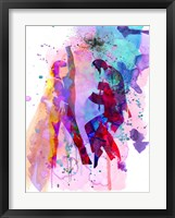 Pulp Watercolor Fine-Art Print