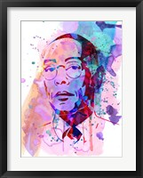 Gustavo Watercolor Fine-Art Print
