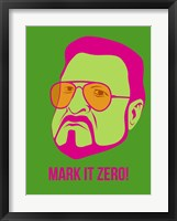 Mark it Zero 2 Fine-Art Print