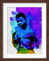 Ali Watercolor Fine-Art Print