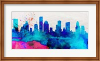 Houston City Skyline Fine-Art Print