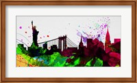 New York City Skyline 2 Fine-Art Print