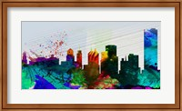 Buffalo City Skyline Fine-Art Print