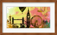London City Skyline Fine-Art Print