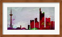 Frankfurt City Skyline Fine-Art Print