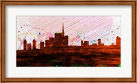Milan City Skyline Fine-Art Print