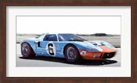 Ford GT 40 Gulf Fine-Art Print