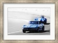 Corvette and AC Cobra Shelby Fine-Art Print