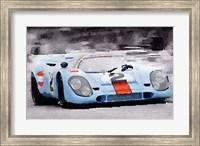 Porsche 917 Gulf Fine-Art Print