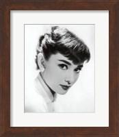 Audrey Hepburn - Screen Test, c.1955 Fine-Art Print