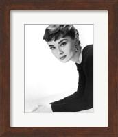 Audrey Hepburn as Sabrina Fine-Art Print