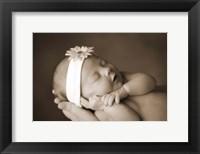 Baby with Headband Fine-Art Print