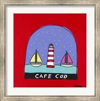 Cape Cod Snow Globe Fine-Art Print