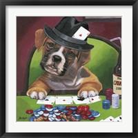 Poker Dogs 2 Fine-Art Print
