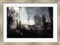 Granite Fire II Fine-Art Print