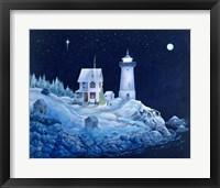 Stille Night Fine-Art Print