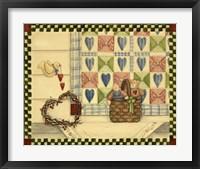 Dove & Quilt Fine-Art Print