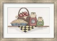 Apple Pie With Basket Fine-Art Print