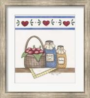Blueberry Jam Fine-Art Print