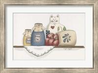 Patchwork Cat Jam Fine-Art Print