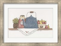 Teapot With Crock Fine-Art Print