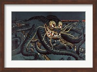 The Menace of the Hour Fine-Art Print