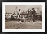 Lou Gehrig Farewell Fine-Art Print