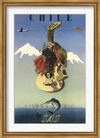 Fly To Chile Fine-Art Print
