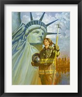 Ladies Of Liberty Fine-Art Print